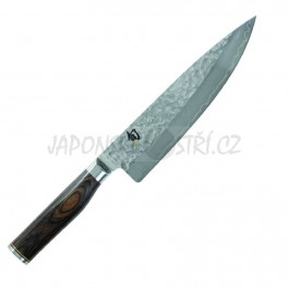 TDM-1706 - Shun Premier TM nůž šéfkuchaře, ostří 20cm