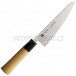 H-03 - Haiku nůž šéfkuchaře malý, ostří 14cm