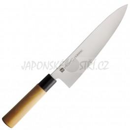 H-06 - Haiku nůž šéfkuchaře, ostří 20cm