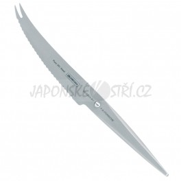 P-10 - CHROMA Type 301 nůž na rajčata / sýr, ostří 12cm