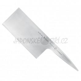P-22 - CHROMA Type 301 nůž čínského šéfkuchaře, ostří 17cm
