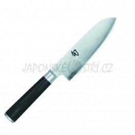 DM-0727 - Shun Santoku nůž malý, ostří 14cm