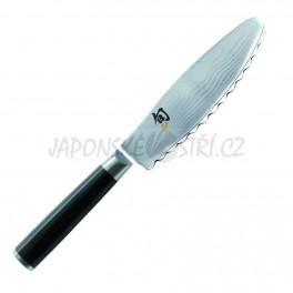 DM-0741 - Shun univerzální nůž vroubkovaný, ostří 15cm