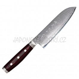 7101 - YAXELL Super GOU 161 Santoku nůž, ostří 16,5cm
