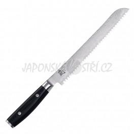 6038 - YAXELL RAN 69 nůž na pečivo, ostří 23cm