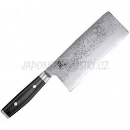 6049 - YAXELL RAN 69 nůž čínského šéfkuchaře, ostří 18cm