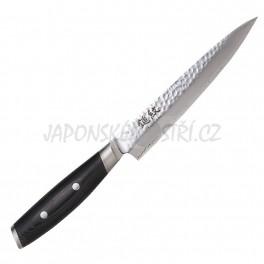 6707 - YAXELL Tsuchimon 3 plátkovací nůž, ostří 18cm