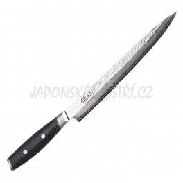 6709 - YAXELL Tsuchimon 3 plátkovací nůž, ostří 25,5cm