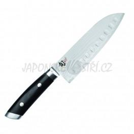 KDM0004 - Shun Kaji Santoku nůž, ostří 18cm
