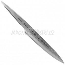 P-05 HM - CHROMA Type 301 porcovací nůž s tepanou čepelí, ostří 19cm