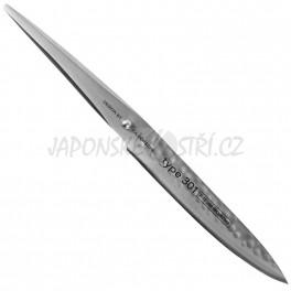 P-19 HM - CHROMA Type 301 malý univerzální nůž s tepanou čepelí, ostří 12cm