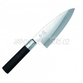 6715D - Wasabi Black Deba, ostří 15cm