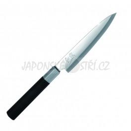 6715Y - Wasabi Black Yanagiba, ostří 15,5cm