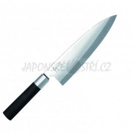 6721D - Wasabi Black Deba, ostří 21cm