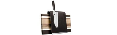 Stojany, bloky a lišty na nože